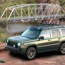"Jeep Patriot Concept Car Poster Print on 10 mil Archival Satin Paper 16"" x 12"""