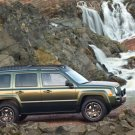 "Jeep Patriot Concept Car Poster Print on 10 mil Archival Satin Paper 20"" x 15"""