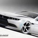 "Racer X Design BMW RZ-M6 Poster Print on 10 mil Archival Satin Paper 16"" x 12"""