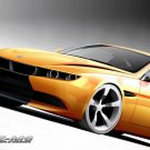 "Racer X Design BMW RZ-M6 Poster Print on 10 mil Archival Satin Paper 20"" x 15"""