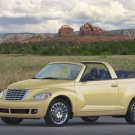 "PT Cruiser Convertible Car Poster Print on 10 mil Archival Satin Paper 16"" x 12"""