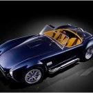 "AC Cobra MK VI Concept Car Poster Print on 10 mil Archival Satin Paper 20"" x 15"""