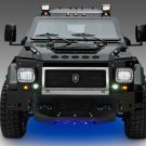 """Conquest Knight XV Car Poster Print on 10 mil Archival Satin Paper 16"""" x 12"""""""
