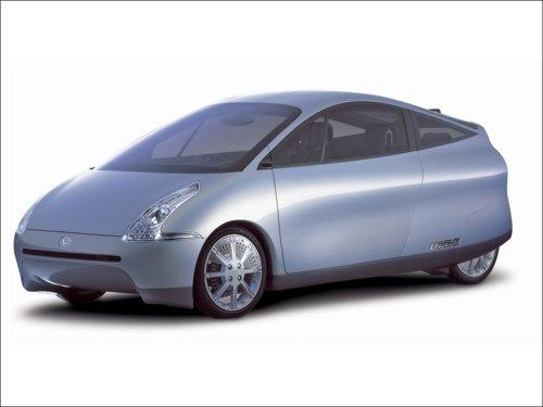 "Daihatsu UFE2 Hybrid Car Poster Print on 10 mil Archival Satin Paper 16"" x 12"""