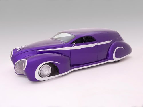 "Deco Rides Deco Liner Concept Car Poster Print on 10 mil Archival Satin Paper 16"" x 12"""
