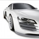 "Audi R8 Spark Eight Car Poster Print on 10 mil Archival Satin Paper 20"" x 15"""