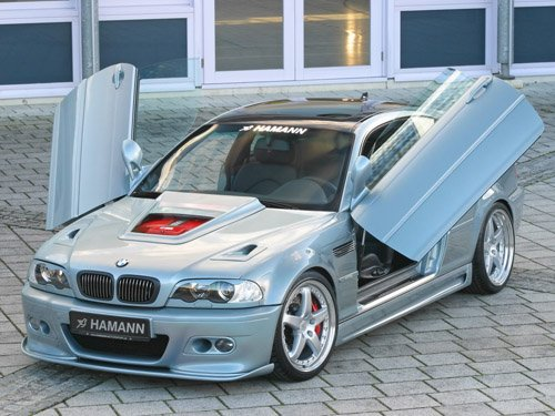 "Hamann BMW M3 Las Vegas Wings Car Poster Print on 10 mil Archival Satin Paper 16"" x 12"""