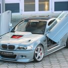"Hamann BMW M3 Las Vegas Wings Car Poster Print on 10 mil Archival Satin Paper 20"" x 15"""