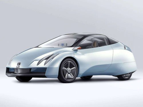 "Honda IMAS Concept Car Poster Print on 10 mil Archival Satin Paper 16"" x 12"""