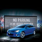 "HSV VXR Car Poster Print on 10 mil Archival Satin Paper 16"" x 12"""