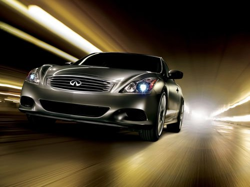 "Infiniti G37 Coupe Car Poster Print on 10 mil Archival Satin Paper 16"" x 12"""