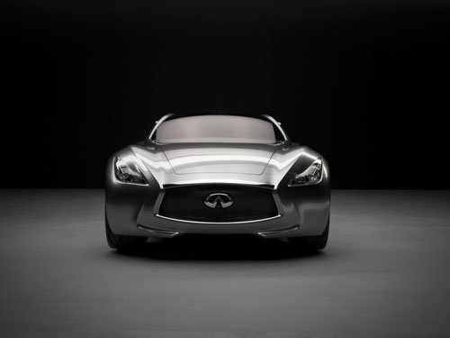 "Infiniti Essence Concept Car Poster Print on 10 mil Archival Satin Paper 16"" x 12"""