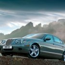 "Jaguar S-Type Car Poster Print on 10 mil Archival Satin Paper 16"" x 12"""