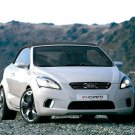 "Kia eco-ceed Cabrio Concept Car Poster Print on 10 mil Archival Satin Paper 16"" x 12"""