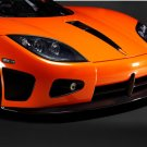 "Koenigsegg CCX Car Poster Print on 10 mil Archival Satin Paper 16"" x 12"""