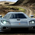 "Koenigsegg CCX Car Poster Print on 10 mil Archival Satin Paper 20"" x 15"""