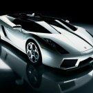 "Lamborghini Concept S Car Poster Print on 10 mil Archival Satin Paper 16"" x 12"""