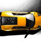 "Lamborghini Murcielago LP 670-4 SuperVeloce Car Poster Print on 10 mil Archival Satin Paper 16"" x 12"""