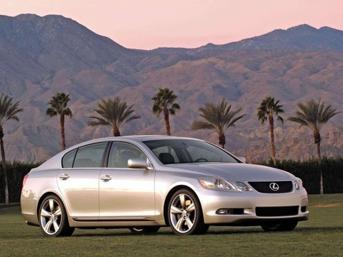 "Lexus GS430 Car Poster Print on 10 mil Archival Satin Paper 16"" x 12"""