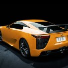 "Lexus LFA Nurburgring Edition Car Poster Print on 10 mil Archival Satin Paper 16"" x 12"""
