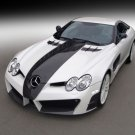 "Mansory Mercedes-Benz McLaren SLR Renovatio Car Poster Print on 10 mil Archival Satin Paper 20""x15"""