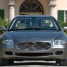 "Maserati Quattroporte 2006 Car Poster Print on 10 mil Archival Satin Paper 16"" x 12"""