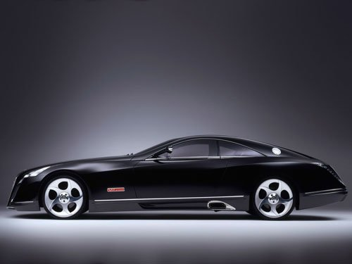 "Maybach Exelero Car Poster Print on 10 mil Archival Satin Paper 16"" x 12"""