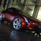 """Mazda Kabura Concept Car Poster Print on 10 mil Archival Satin Paper 16"""" x 12"""""""