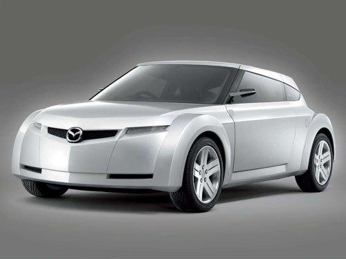 """Mazda Kusabi Concept Car Poster Print on 10 mil Archival Satin Paper 16"""" x 12"""""""