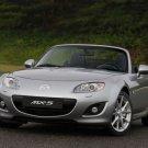 """Mazda MX-5 Car Poster Print on 10 mil Archival Satin Paper 16"""" x 12"""""""