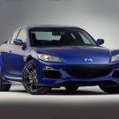 """Mazda RX-8 Car Poster Print on 10 mil Archival Satin Paper 16"""" x 12"""""""