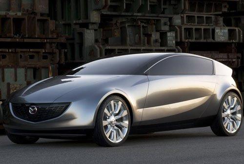 """Mazda Senku Concept Car Poster Print on 10 mil Archival Satin Paper 16"""" x 12"""""""