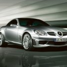 """Mercedes-Benz SLK 55 AMG Special Series Car Poster Print on 10 mil Archival Satin Paper 16"""" x 12"""""""