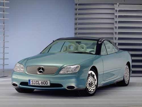 "Mercedes-Benz F-200 Imagination Concept Car Poster Print on 10 mil Archival Satin Paper 16"" x 12"""