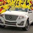 "Mercedes-Benz GLK Urban Whip Concept Car Poster Print on 10 mil Archival Satin Paper 20"" x 15"""