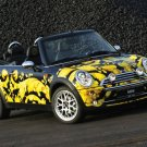 "Mini Cabriolet Versace Concept Car Poster Print on 10 mil Archival Satin Paper 16"" x 12"""