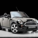 "Mini Cooper Wears Bisazza Dama Concept Car Poster Print on 10 mil Archival Satin Paper 16"" x 12"""