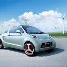 "Mitsubishi-i MIEV Sport Concept Car Poster Print on 10 mil Archival Satin Paper 20"" x 15"""