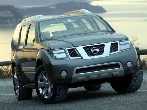 "Nissan Dunehawk Concept Car Poster Print on 10 mil Archival Satin Paper 16"" x 12"""