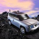 "Nissan Terranaut Concept Car Poster Print on 10 mil Archival Satin Paper 16"" x 12"""