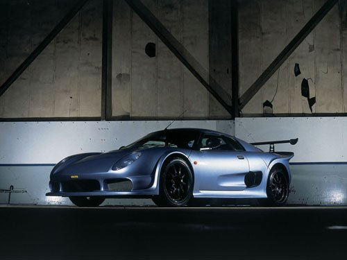 "Noble M400 Car Poster Print on 10 mil Archival Satin Paper 16"" x 12"""