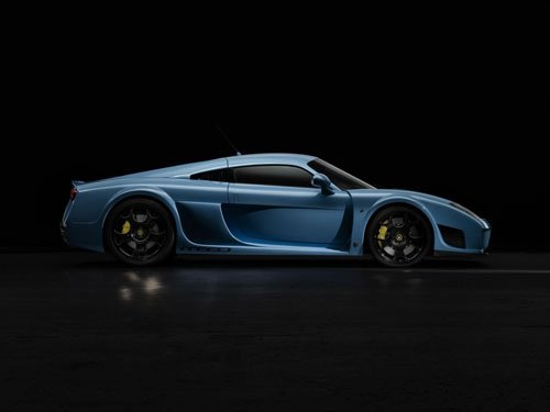 """Noble M600 Concept Car Poster Print on 10 mil Archival Satin Paper 16"""" x 12"""""""