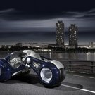 """Peugeot RD Concept Car Poster Print on 10 mil Archival Satin Paper 16"""" x 12"""""""