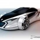 """Peugeot Concours de Design Car Poster Print on 10 mil Archival Satin Paper 20"""" x 15"""""""