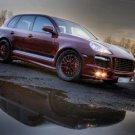 "Porsche Edo Cayenne GTS Concept Car Poster Print on 10 mil Archival Satin Paper 16"" x 12"""