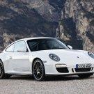 "Porsche 911 Carrera GTS 2011 Car Poster Print on 10 mil Archival Satin Paper 16"" x 12"""