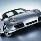 "Porsche Boxster Car Poster Print on 10 mil Archival Satin Paper 16"" x 12"""