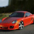 "Porsche Rinspeed Imola Concept Car Poster Print on 10 mil Archival Satin Paper 20"" x 15"""