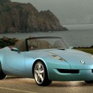 """Renault Wind Concept Car Poster Print on 10 mil Archival Satin Paper 16"""" x 12"""""""