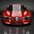 "Renault DeZir Concept Car Poster Print on 10 mil Archival Satin Paper 16"" x 12"""
